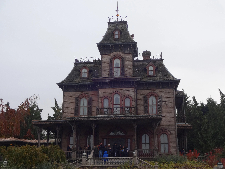 Phantom Manor Disney Wiki