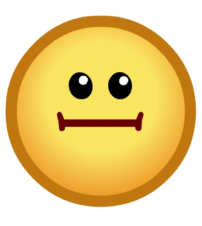 Image CPNext Emoticon Indifferent Facepng Club