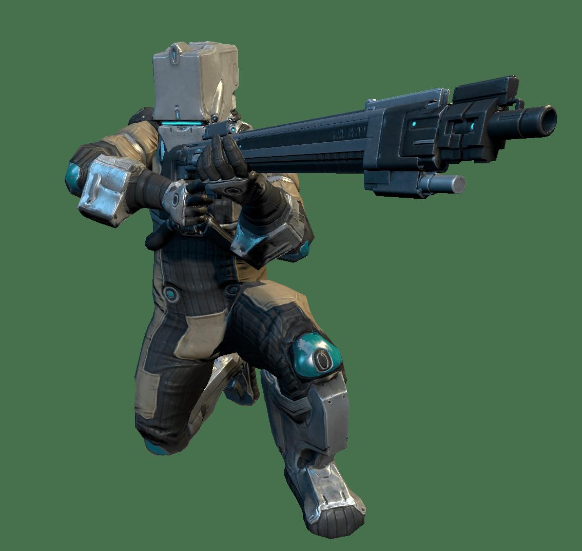 Sniper Crewman WARFRAME Wiki
