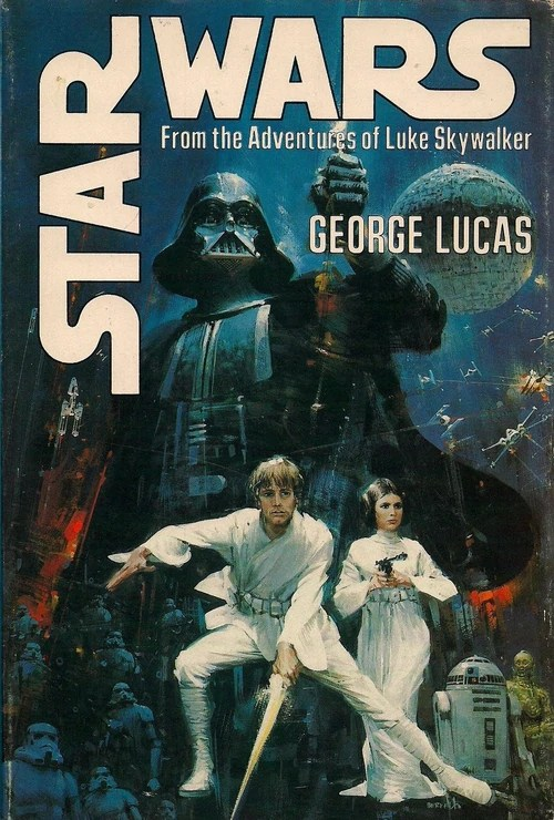Star Wars: From The Adventures of Luke Skywalker, by George Lucas