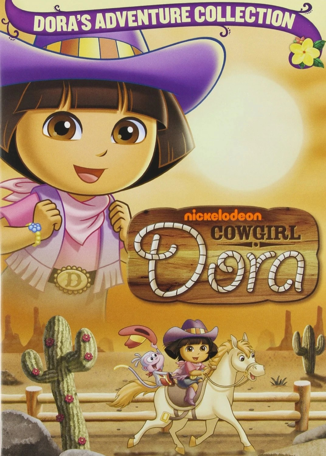Dora The Explorer Cowgirl Dora Dvd 2