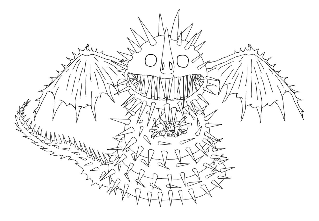 Big Bang Theory Drawing Sketch Coloring Page