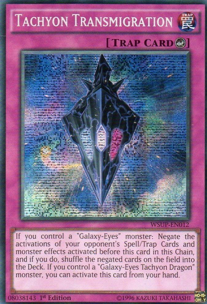Yu Gi Oh Cards Galaxy Eyes Tachyon Dragon