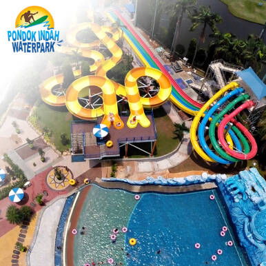 Image result for pondok indah water park