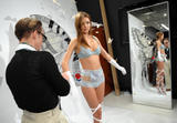Miranda Kerr in underwear participates in a Victoria's Secret fitting in New York - Hot Celebs Home
