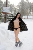 Nude In Russia – Maria S – In Pereslavl