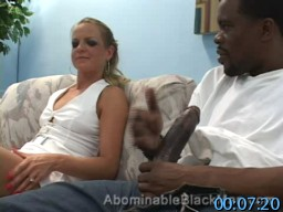 AbominableBlackMan.com SiteRip - Sarah Sunn - Interracial Anal Porn. Blonde Teen Sarah Sunn Getting BBC In Both Of Her Holes. FreePornSiteRips.com