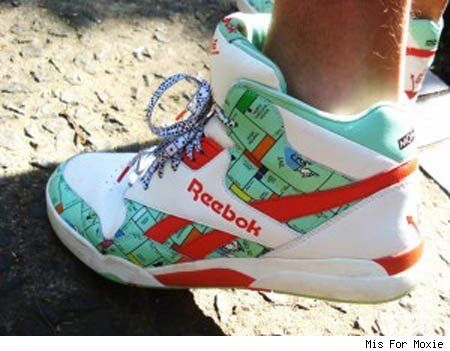 footweardesigns21 - Diseños extraños de zapatos