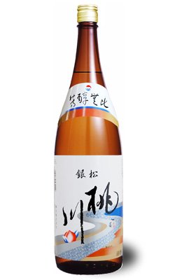 桃川 銀松1800ml