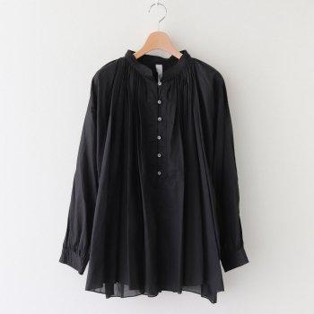 STASTNY SU   シュチャストニースー - CHURCH SMOCK/BL #BLACK [20SA438-3]