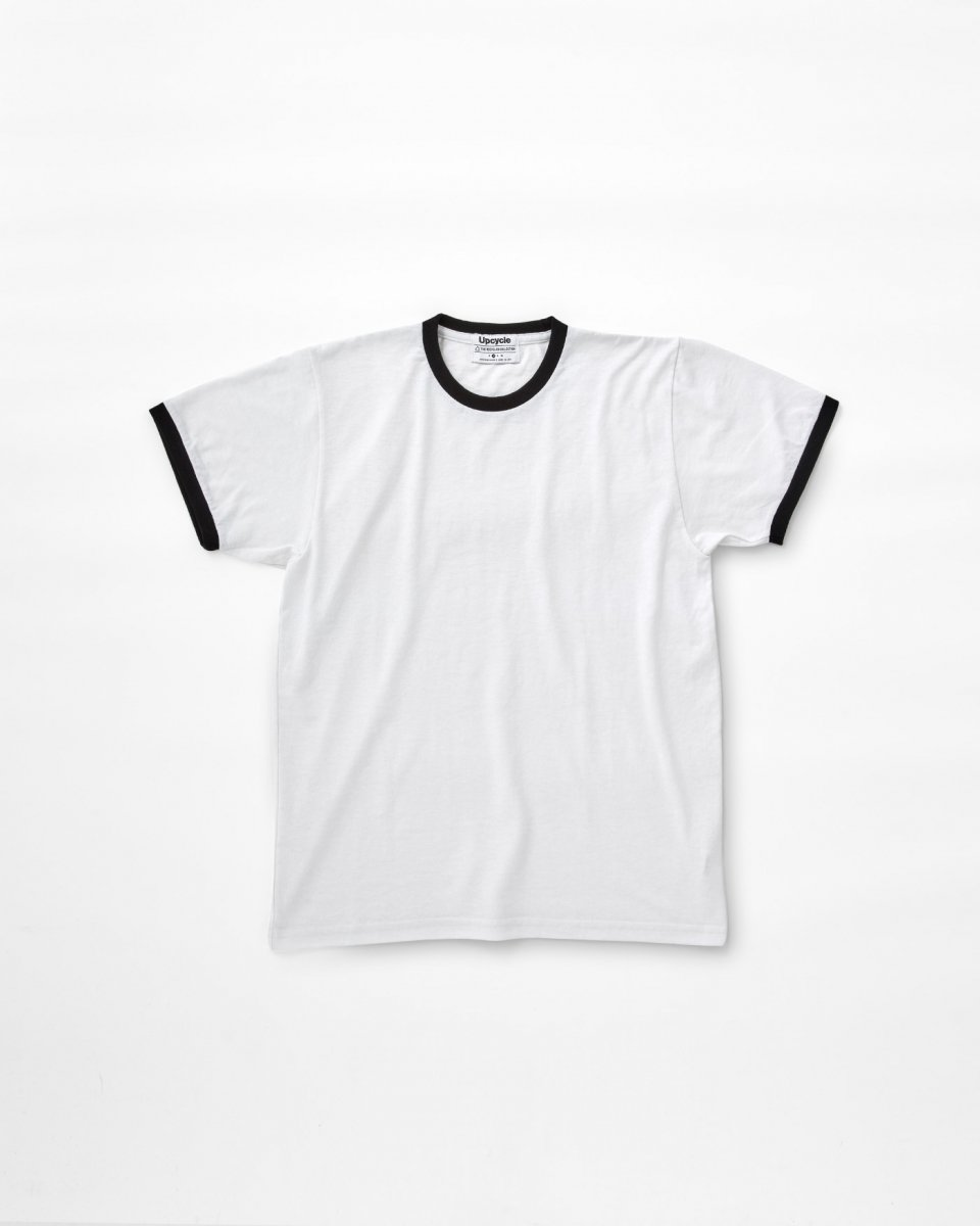 UPCYCLE リンガーTシャツの写真