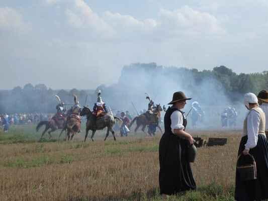 Bitva u Čáslavi 15.9.