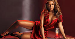 Beyonce Knowles leggy and cleavafgy in 'Heat' Parfume Promo Shoot - Hot Celebs Home