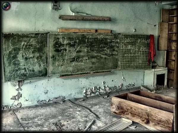 chernobyl26 - Chernobyl 25 años después