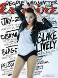 Blake Lively Sexy Esquire Mag Cover Feb 2010 - Hot Celebs Home