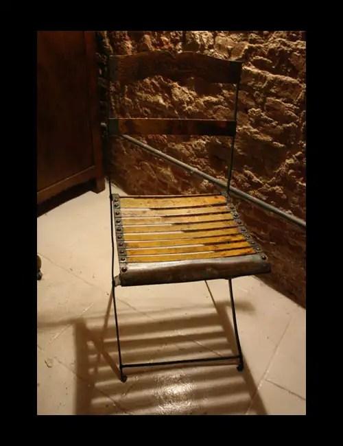 Passage Privé, mobiliario Vintage