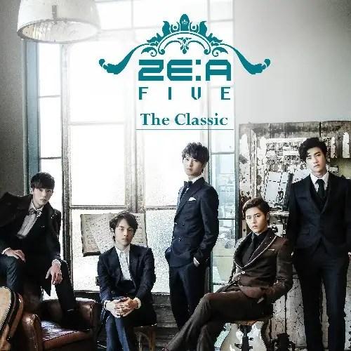 [Album] ZE:A - The Classic