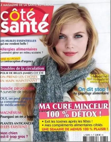 Coté Santé N°75 Décembre 2012 Janvier 2013
