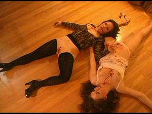 live girl dead shot
