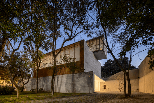 Studio R / Studio MK27 - Marcio Kogan. Image© FG+SG - Fernando Guerra, Sergio Guerra