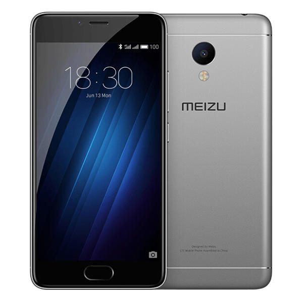 banggood MEIZU M3S MTK6750 1.5GHz 8コア GRAY(グレイ)