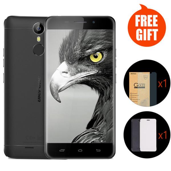 banggood Ulefone Metal MTK6753 1.3GHz 8コア BLACK(ブラック)