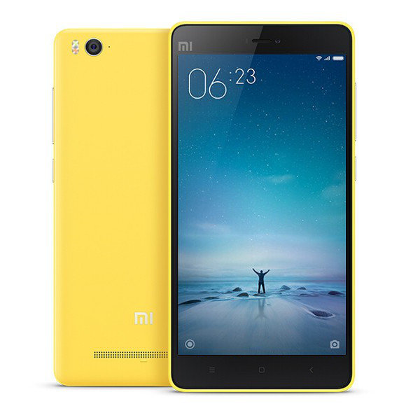 banggood Mi 4C Snapdragon 808 MSM8992 1.8GHz 6コア YELLOW(イエロー)
