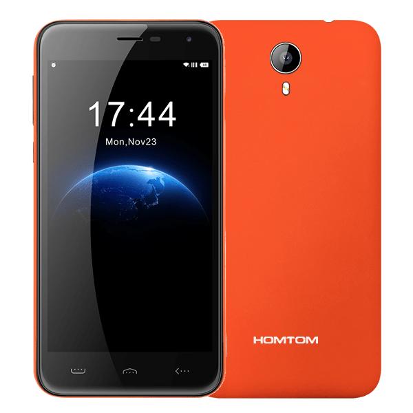 banggood HOMTOM HT3 MTK6735 1.0GHz 4コア ORANGE(オレンジ)