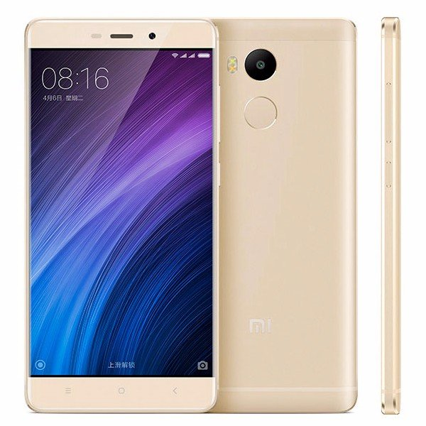 banggood Xiaomi Redmi 4 Snapdragon 430 MSM8937 1.4GHz 8コア , Snapdragon 625 MSM8953 2.0GHz 8コア GOLDEN(ゴールデン)