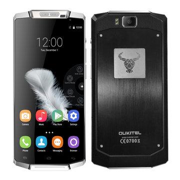 banggood K10000 MTK6735 1.0GHz 4コア BLACK(ブラック)