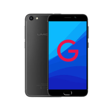 UMIDIGI G 5 Inch 2GB RAM 16GB ROM MTK6737 Quad Core 4G Smartphone