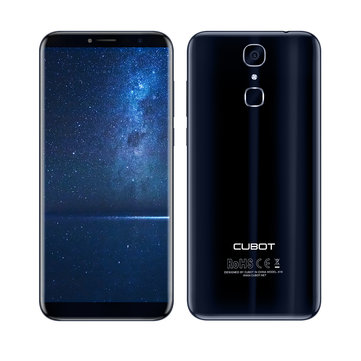 Cubot X18 5.7 inch 18:9 3GB RAM 32GB ROM MTK6737T Quad Core 4G Smartphone
