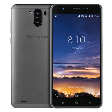 Blackview R6 Lite 5.5-Inch QHD Android 7.0 1GB RAM 16GB ROM MT6580 Quad-Core 1.3GHz 3G Smartphone