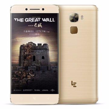 banggood LeEco Le Pro 3 X720 Snapdragon 821 MSM8996 Pro 2.35GHz 4コア GOLDEN(ゴールデン)