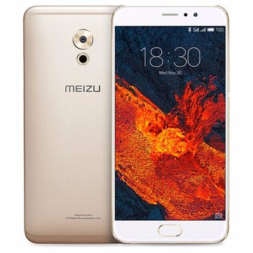 MEIZU PRO 6 Plus 5.7 Inch Fingerprint 3D Press 4GB RAM 64GB ROM Exynos 8890 Octa Core 4G Smartphone