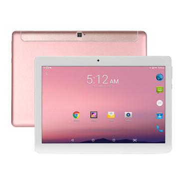Original Box VOYO I8 Pro Octa Core 3G RAM 64G ROM 10.1 Inch Android 7.0 Dual 4G Tablet PC Rose Gold
