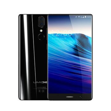 UMIDIGI Crystal 5.5 inch 2GB RAM 16GB ROM MTK6737T Quad core 4G Smartphone
