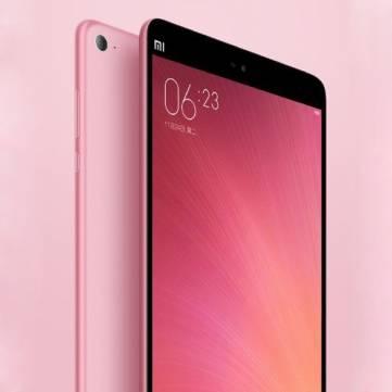 XIAOMI Mipad 2 16G Intel Cherry-Trail Z8500 Quad Core 1.84GHz 7.9 Inch MIUI Tablet Pink