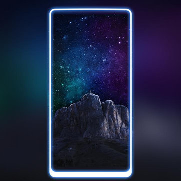 Xiaomi Mi MIX 2 6.2 inch Bezel Less Display 6GB RAM 256GB ROM Snapdragon 836 4G Smartphone