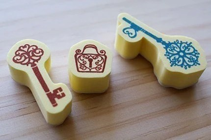 Duet Stamp Set - Key