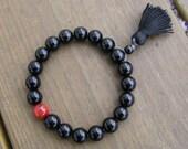 wrist Mala/ bracelet - 1treeyoga
