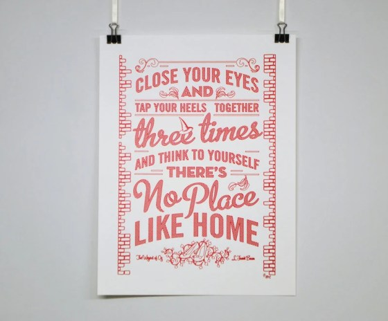 No Place Like Home- ChattyNora