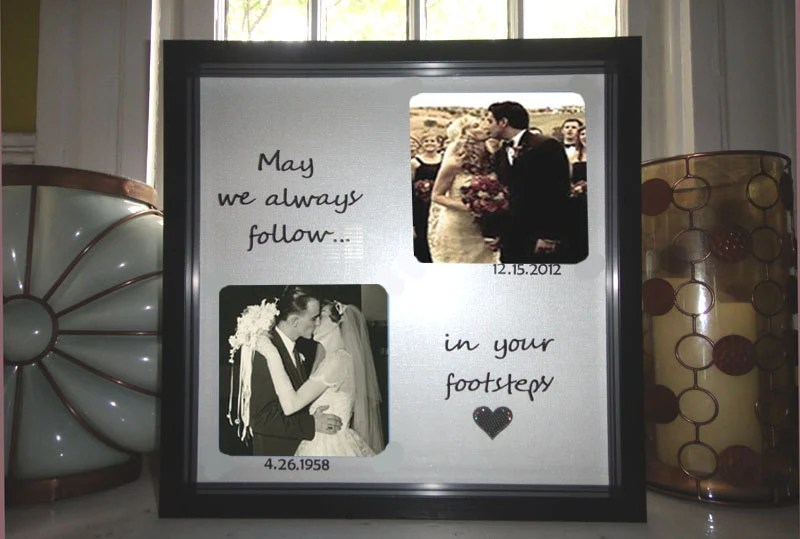 Wedding Anniversary Gifts: Diy Wedding Anniversary Gifts