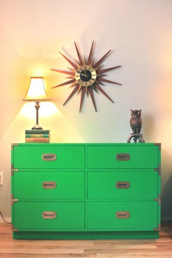 Campaign Furniture Pieces