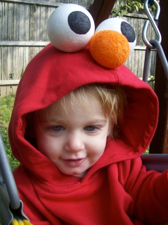 Elmo Halloween Costume- Simply Shimmer