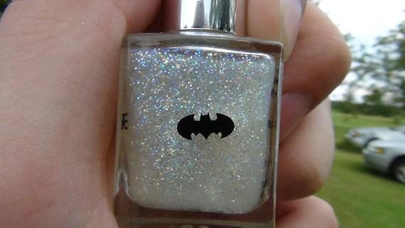 Batman nail art decal sticker set of 50