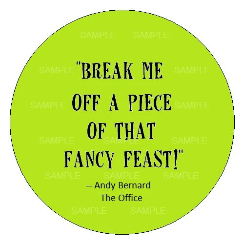 Office Button -- Andy Quote