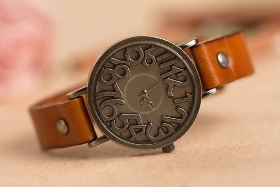 Leather Watch (WAT0041)