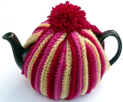Crochet Pattern for Tea Cosy teapot cozy DK PDF