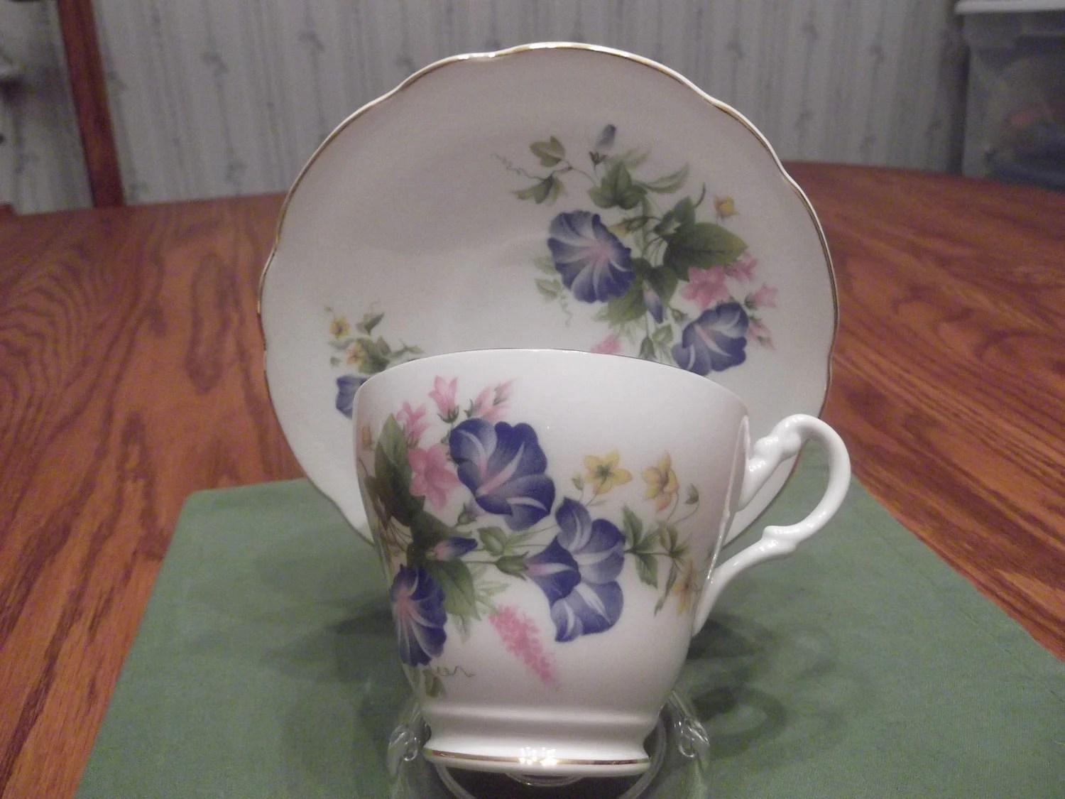 Royal Ascot cup and saucer  -457